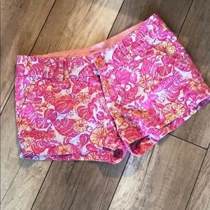 Lilly Pulitzer Shorts Size 00